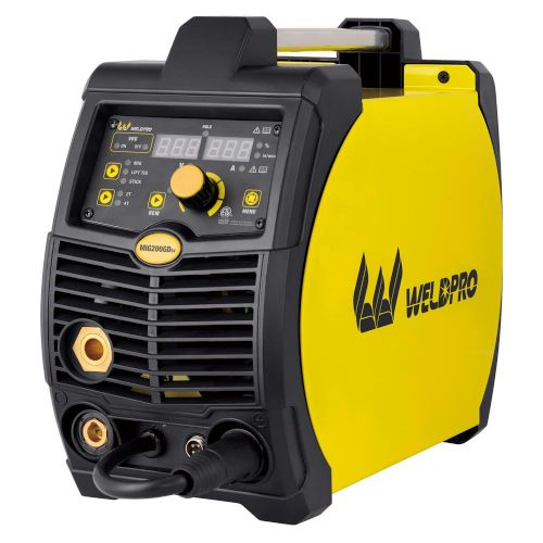 Weldpro 200A Multi-Process Welder